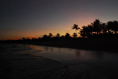 Praia de Jacumã, Vila de Santo André, Bahia