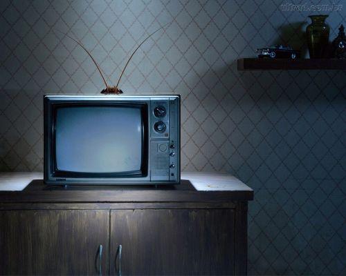 tv antiga