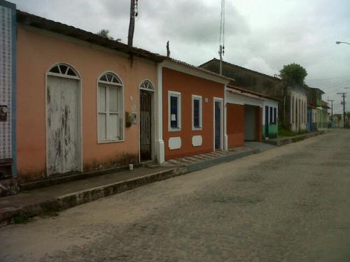 Rua de Santa Cruz Cabralia